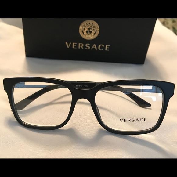 e8c855627e2e Versace Accessories   3218 5122 5517 145 Unisex Black Gold   Poshmark
